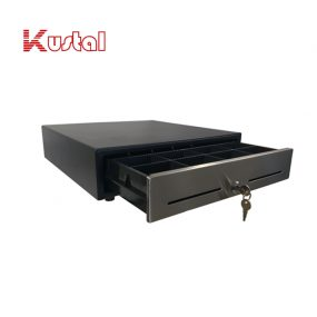 stainless front economical cash drawer