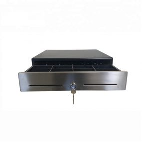 stainless steel front cash drawer
