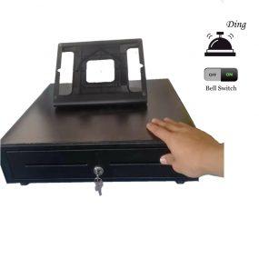 Manual cash drawer Push OPEN